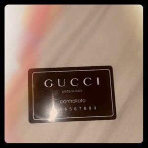 real gucci card